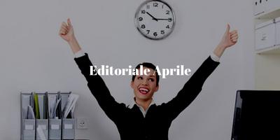 Editoriale Aprile