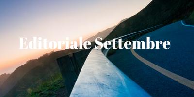 Editoriale Settembre